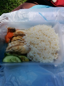 Ito's Malaysian Hainanese chicken rice